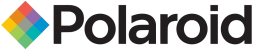 polaroid szemüveg márka logoja színes