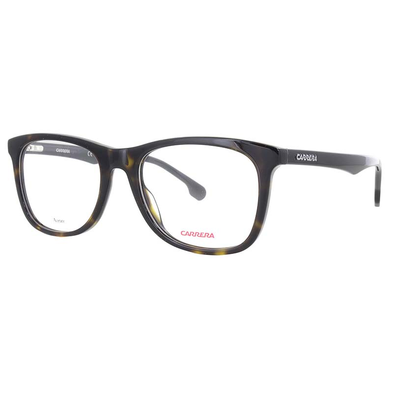 carrera unisex szemüvegkeret havanna színben