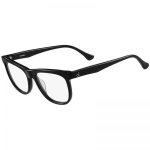 fekete műanyag calvin klein szemüvegkeret