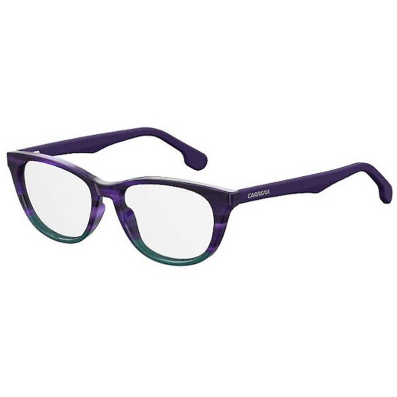 carrera női lila kék átmenetes női szemüveg