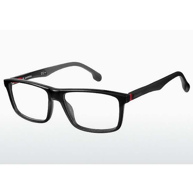 carrera fekete műanyag szemüvegkeret