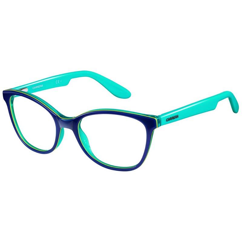 carrera türkíz gyermek szemüvegkeret